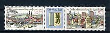 1988 Satz postfrisch Mi.- Nr. 3174+3176, Briefmarkenausstellung in Chemnitz