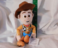 "New 10"" WOODY Plush Toy Story 4 Imports Dragon - Soft Cute Compact - Disney 0+"