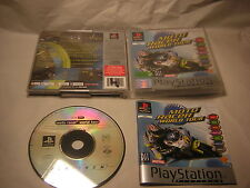 Playstation 1 Moto Racer World Tour PS1 PS2 2