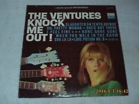 Knock Me Out! By The Ventures (Vinyl 1964 Dolton) Record Album