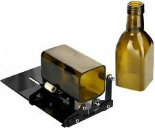 Glass Bottle Cutter Square And Round Bottle Cutting Machine, Wine Bottles And