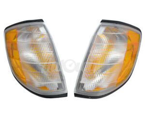 Mercedes Benz S Class W140 Turn Light Lamp Left & Right Side USA Brand NEW