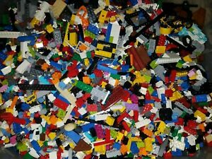 Lego Toy Lot Bulk 5 Lbs Mixed Building Bricks Blocks Parts Pieces {WASHED}