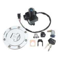 Ignition Switch Fuel Gas Cap Cover Lock Set For Honda CBR 250 600 CBR900RR 919RR