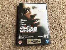 The Manchurian Candidate (2005) - DVD - New & Sealed