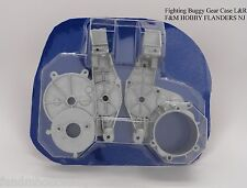 New Tamiya Fighting Buggy Super Champ (Re-re) Gear Case L&R Parts From Kit 84389