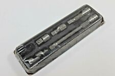 """Snap On Tools 6 Piece 3/8"""" Drive Adapter / Extension Set 206EAU"""