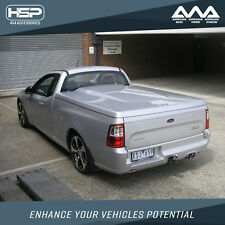 Ford Falcon FG Ute Hard lid Flat Bulge Tonneau cover top hump manual locking