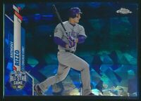 2020 Topps Chrome Update Sapphire U-201 Anthony Rizzo Chicago Cubs