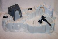 Vintage Star Wars Imperial Attack Base Play Set, COMPLETE, Near Mint!!!