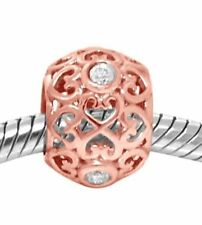 Diamond Not Enhanced Rose Gold Fine Jewellery