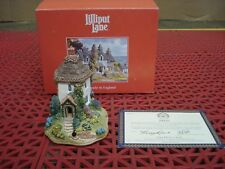 """Lilliput Lane #863 """"Honeypot Cottage"""" 1996 Eng. Coll. Se w/Deed and Box England"""