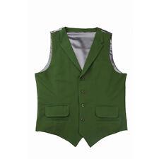 Batman The Dark Knight Joker Cosplay Vest Heath Ledger Costume Adult Green Vest