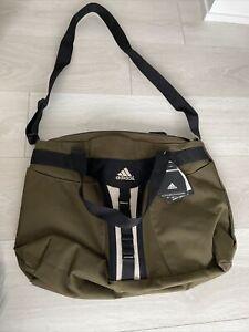 $89 NWT Adidas Duffle Bag Medium Green