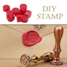 100pcs/Lot Retro Octagon Sealing Wax Beads Stamping for Envelope Decor Wax Seal
