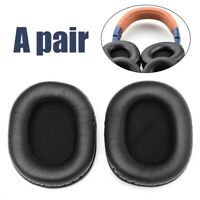 2X Replacement Ear Pads For Audio-Technica ATH-M50X M40x Foam Cushion Headphones