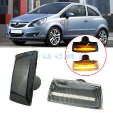 LED Dynamic Side Marker Light Indicator For Saturn Aura Holden Barina Chevrolet