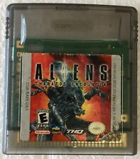GBC Game: Aliens: Thanatos Encounter-USED  ** US SELLER **
