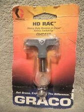 Graco HD RAC GHD517 Heavy Duty Reverse-A-Clean Airless Switchtip