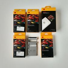Kodak Photo Printer Mini 5 Instant Mobile Cartridges 20 Pack Lot New In Box