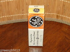 Vintage GE 6J5 Stereo Tube Tested on a Hickok6000A:  Min = 2600  Results = 4050