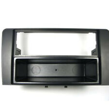 FP-05-09 Audi A3 04-09 Black Single DIN Fascia Facia Adaptor Panel Surround