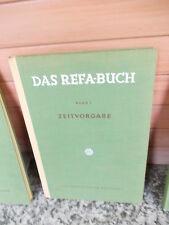 Das REFA-BUCH, Band 2: Zeitvorgabe, aus dem Carl Hanser Verlag