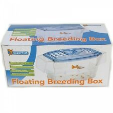 Superfish Floating Breeding Box Fry Hatchery Tropical Marine Platty Guppy Discus