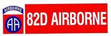 82nd Airborne AA Army  Bumper Sticker