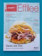 Effilee #37 Sommer 2016 Deutschlands intelligentes Foodmagazin ungelesen 1A TOP