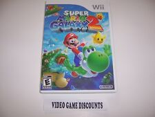 Original Box Replacement Case for Nintendo Wii - SUPER MARIO GALAXY TWO 2