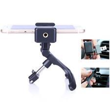 360° Support Universal Smart Phone Holder GPS Cradle Car Air Vent Outlet Mount
