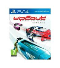 Wipeout Omega Collection (PlayStation 4, 2017)