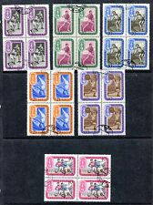 Russia 1840-53 CTO All-Union Spartakist Games 1956. Relay race Volleyball x17296