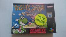 Juego SNES Super Nintendo Yoshi's Safari 2055271