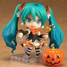 Anime Hatsune Miku Nendoroid Series Halloween Ver. PVC Figure New in Box