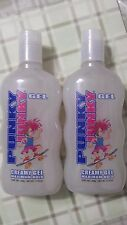 2 Punky Junky Gel Creamy Gel Maximum Hold Net Wt 17.63 oz each White Made Mexico