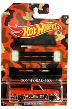 2017 Hot Wheels Camouflage Series #4 '83 Chevy Silverado