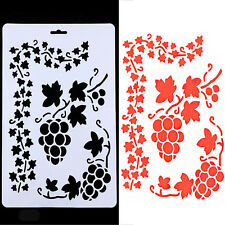 Diy Craft Flower Layering Stencils Painting Scrapbooking Paper Cards Decorative
