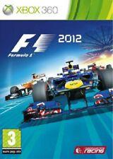F1 2012 Formula 1-XBOX 360 PAL JUEGO-COMPLETO-Seminuevo-vendedor de Reino Unido (#1)