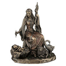 Frigga Norse Goddess of love, Marriage and destiny Odin Statue Sculpture Figure