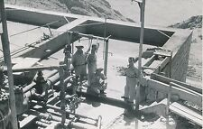 TURQUIE  c. 1950 - Ouvriers  Installation Pétrolifère  Raman  Anatolie - P 930