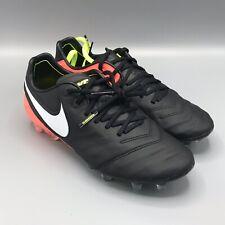 New Nike Tiempo Legend Vi Fg Soccer Cleats Acc 819177 018 Sz 6 (Eur 38.5)