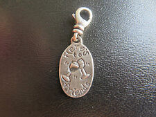 SILPADA Sterling Silver Charm Collection - Girlfriends for Life - C2569