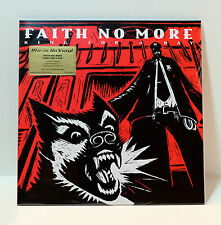 FAITH NO MORE King For A Day 180gr RED MARBLED COLOR VINYL 2xLP Sealed NUMBERED