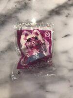 McDONALDS Happy Meal Toy Princess Stori Jameson LITTLEST PET Shop  #3 2014 NEW!