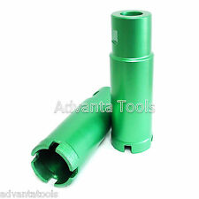 "1-3/8"" Wet Diamond Core Drill Bit for Granite Marble Stone Premium Grade"
