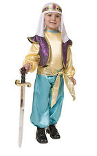 Dress up America Arabian Sultan Costume For Boys