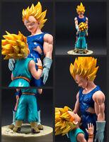 "DragonBall Z DS4 Majin Vegeta Trunks DBZ PVC Anime Figure Figurine Toy 6.3"" NB"