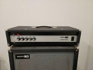 Sunn Concert Bass 200 Watt Head